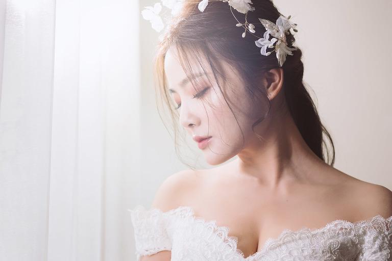 韓風新娘-仙仙風新-仙女系-逆光新娘-新娘秘書-公主婚紗